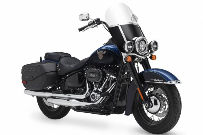 Harley-Davidson 115th Anniversary Heritage Classic Softail