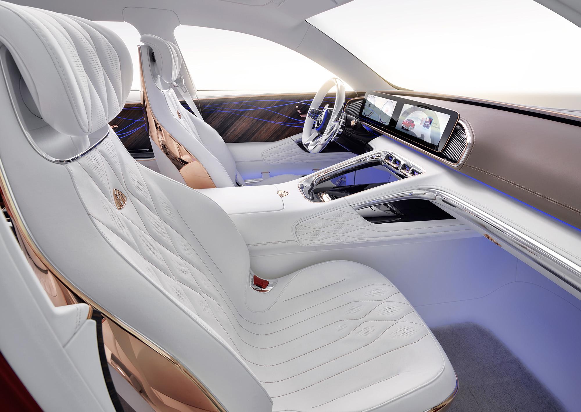 Mercedes 'Ultimate Luxury' SUV Includes Actual Tea Set ...