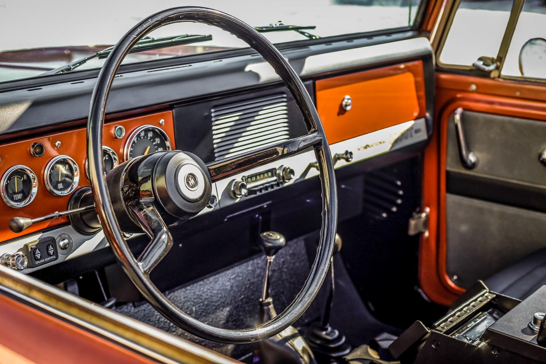 Old Truck Restoration: New Legend 4x4 'Runner' Series