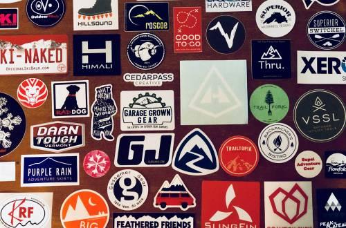 Garage Grown Gear 2nd Annual Sticker Giveaway Stickers