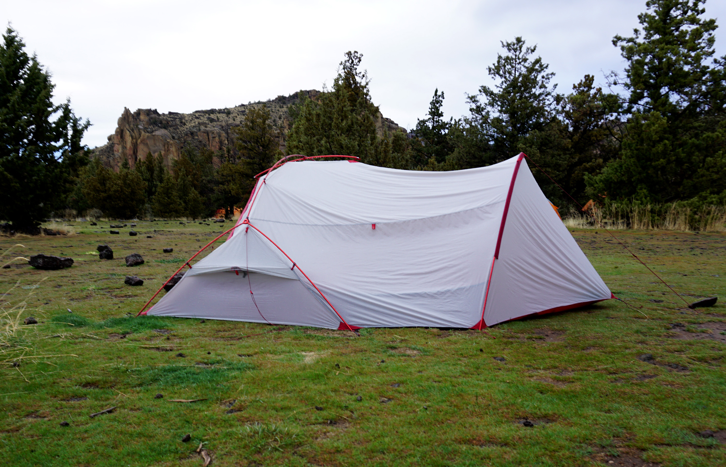 MSR Hubba Tour 2 Tent Review Weather Storms in Style & MSR Hubba Tour 2 Tent Review: Weather Storms in Style | GearJunkie