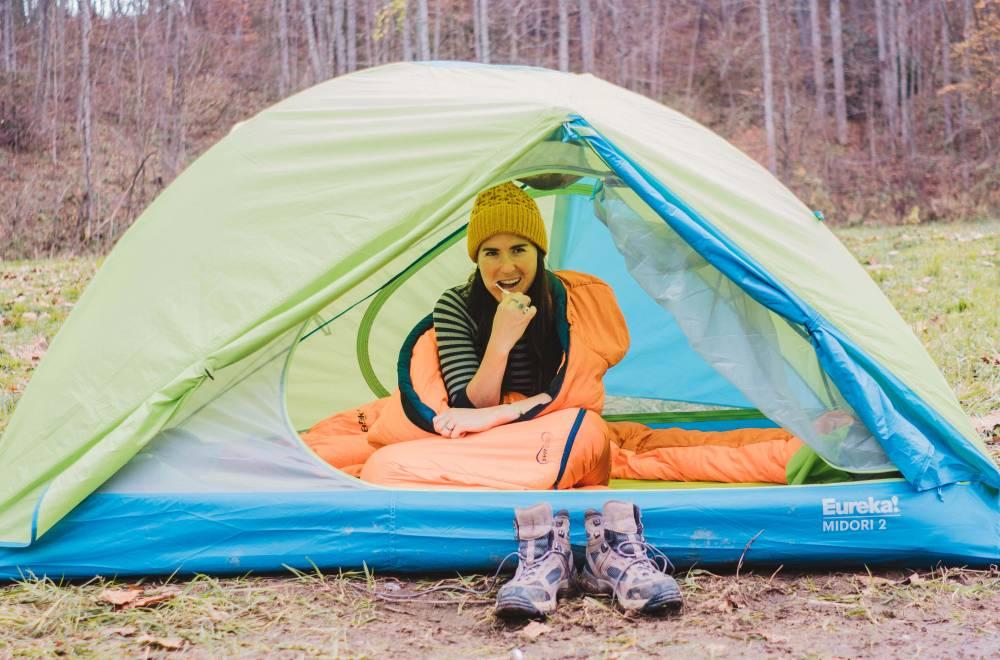 Camp Morning - Eureka Tents
