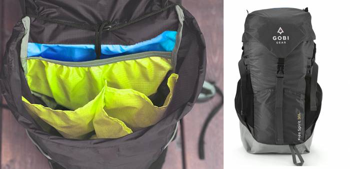 Gobi Gear Spirit Pack