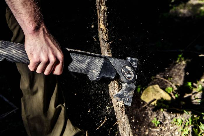 Do More With Less? Meet Combar, the 5-in-1 Multitool