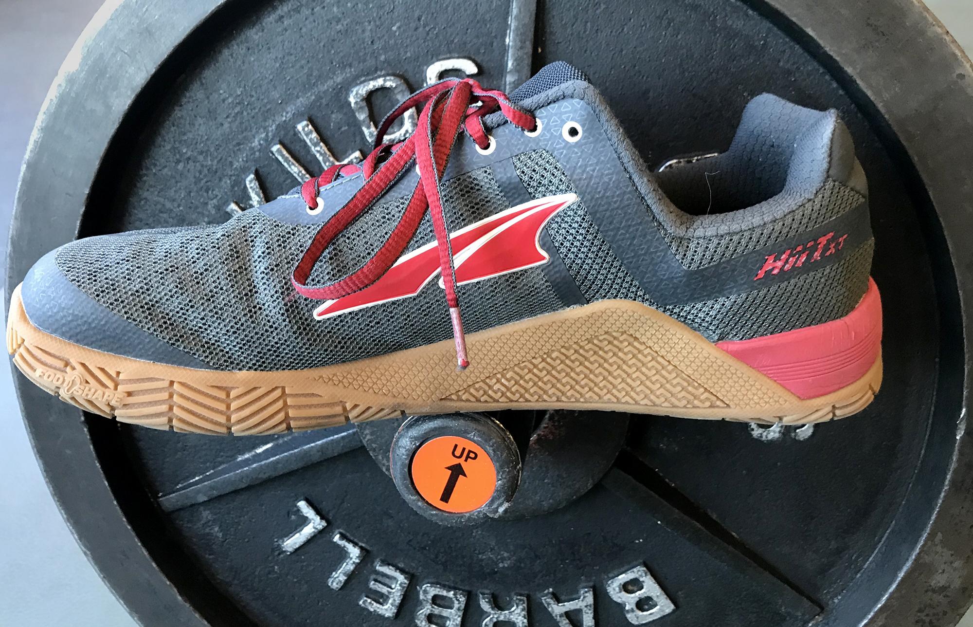 Tough Shoe For Tough Workouts Altra Hiit Xt Review