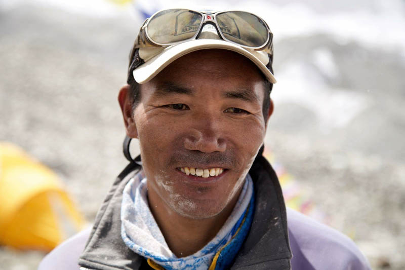 Nepali Sherpa Breaks Record for Most Everest Summits