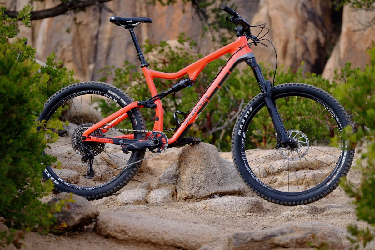 2018 Salsa Cycles Redpoint Carbon GX Eagle