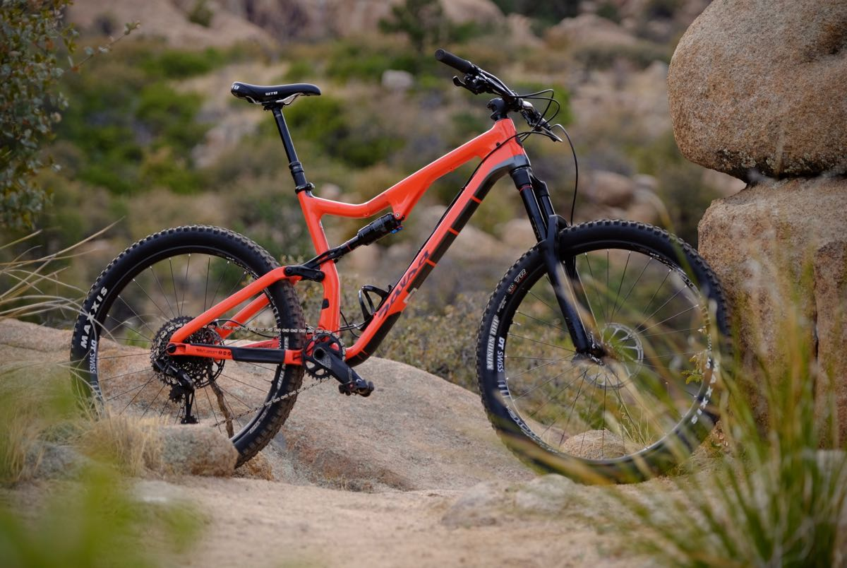 2018 Salsa Cycles Redpoint Carbon GX Eagle review