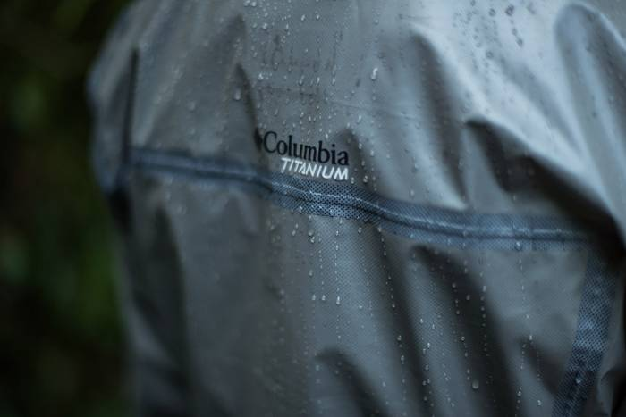 Columbia OutDry Extreme Jacket Closeup