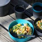 Sea to Summit Backcountry Gourmet: Frittata Recipe