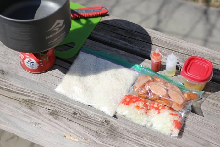 Sea to Summit Backcountry Gourmet: Jambalaya Recipe