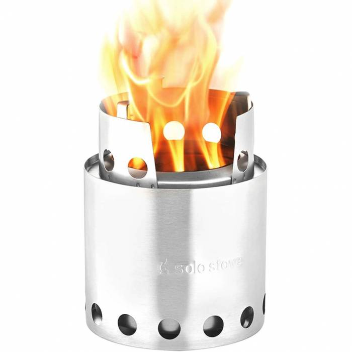 Solo Lite Wood Camp Stove