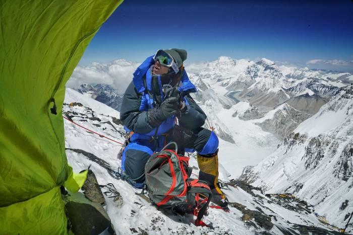 adrian ballinger mountaineer