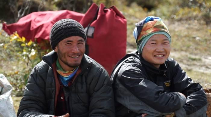 Toughest Trek Himalaya FKT movie