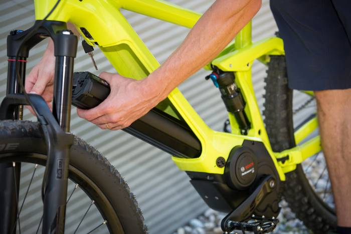 Invisible Battery: Bosch Launches Radical E-Bike System