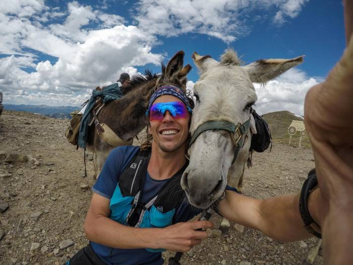 Racing An Ultra-Marathon With A Donkey: Meet Colorado's State Sport