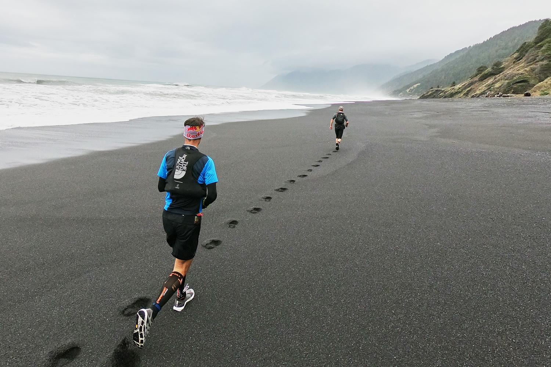 dylan bowman rickey gates running lost coast trail
