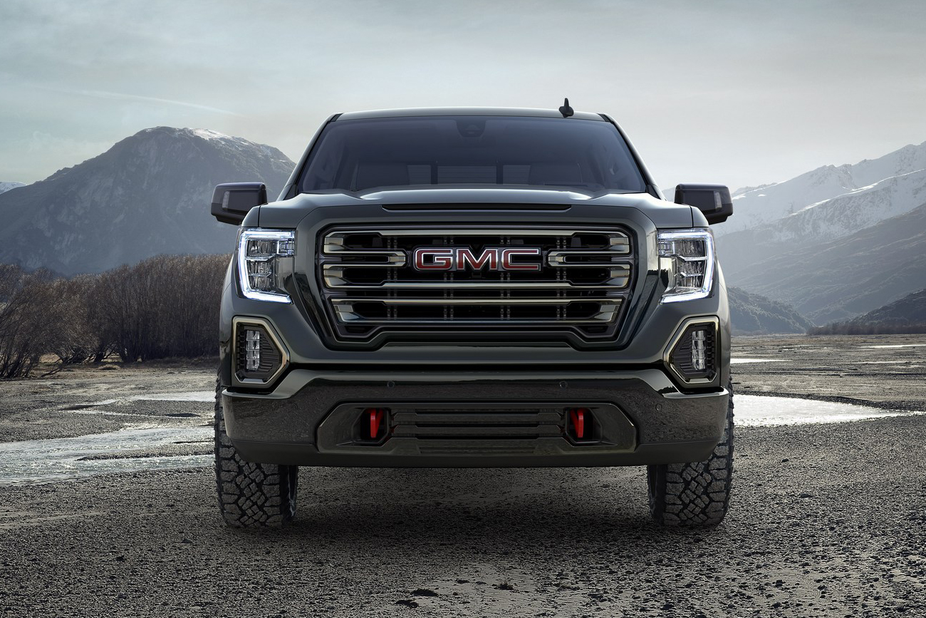 Atlas Truck Sales >> NY Auto Show: VW and GMC Steal Truck Headlines