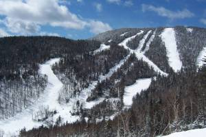 gore mountain ski run
