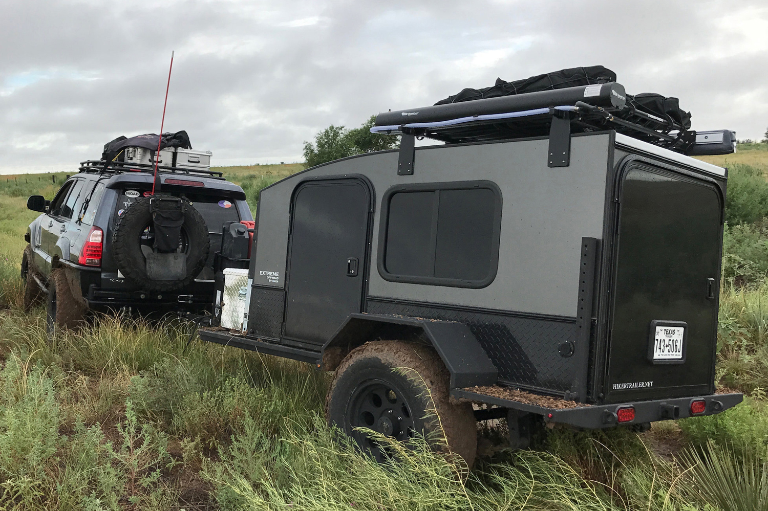 10 off road trailers teardrops under 10 000 gearjunkie. Black Bedroom Furniture Sets. Home Design Ideas