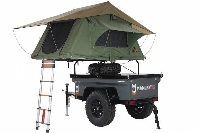 MORV Explore off-road trailer