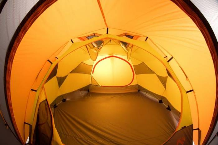 nemo chogori 2 person tent inside view