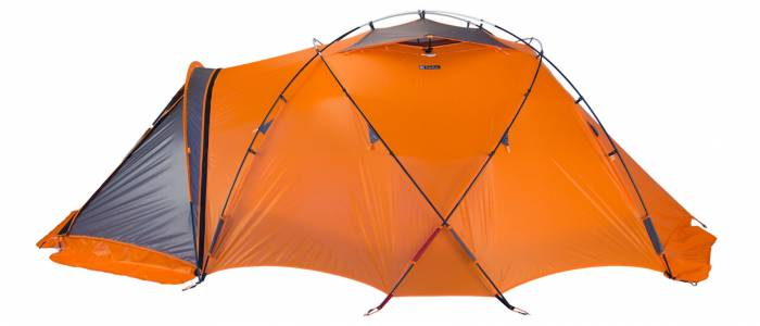 nemo chogori tent external pole design