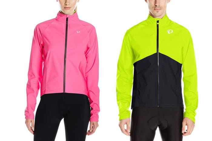 Pearl Izumi Barrier Select cycling jackets