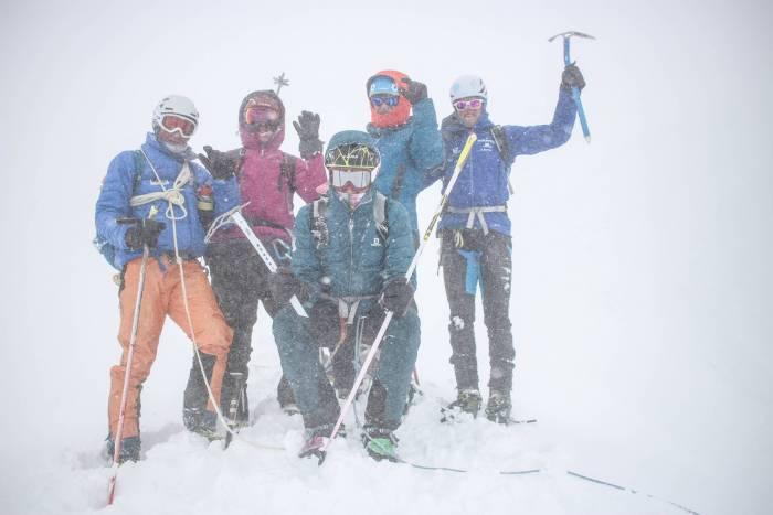 Red Bull Der Lange Weg Longest Ski Tour Alps