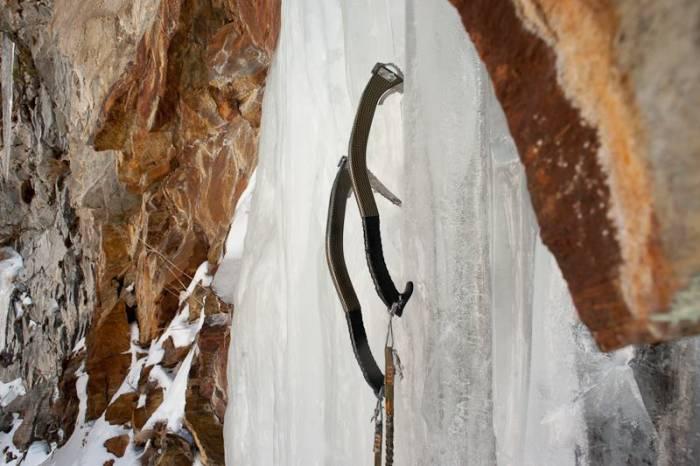 Elite Climb Salamandra kevlar-composite ice axes
