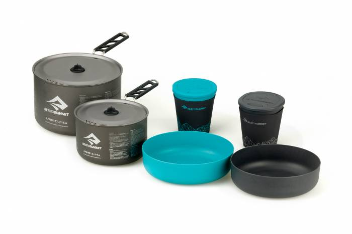 Sea to Summit Backcountry Gourmet Alpha Series Cookware