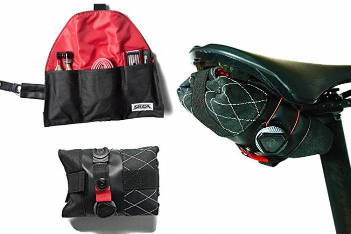 Silca cycling seat pack
