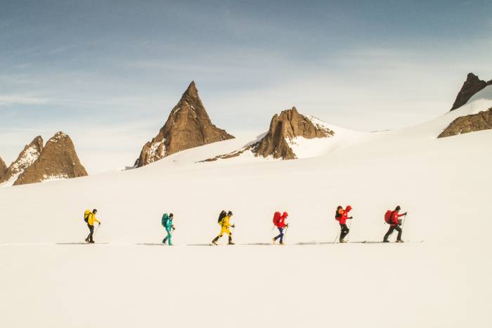 expedition antarctica the north face