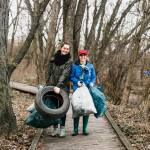 united by blue road trip clean up member job application