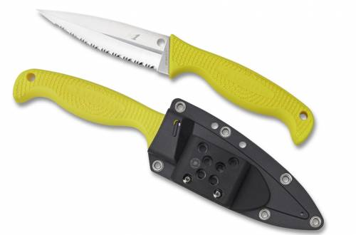 Spyderco H1 Fish Hunter Knife Review: A Saltwater Solution