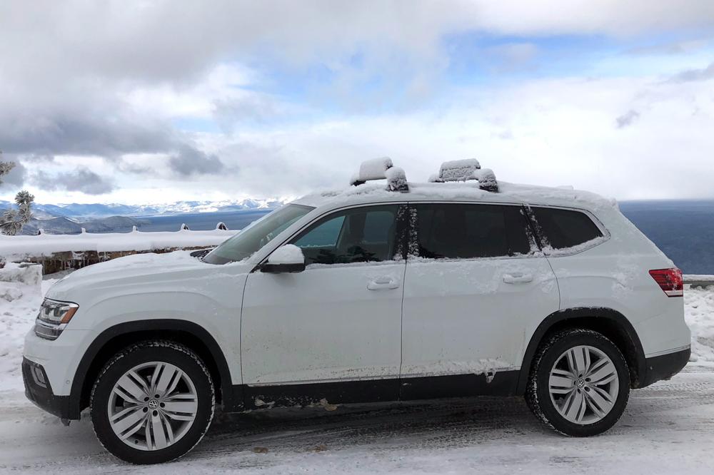 VW Atlas Challenges Subaru for Mountain Town Dominance | GearJunkie