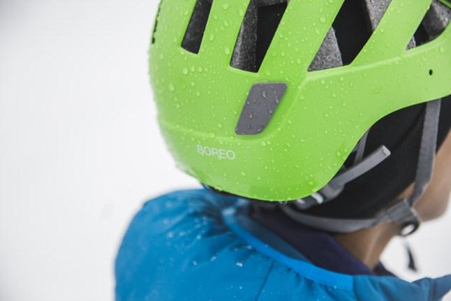 Petzl climbing helmet