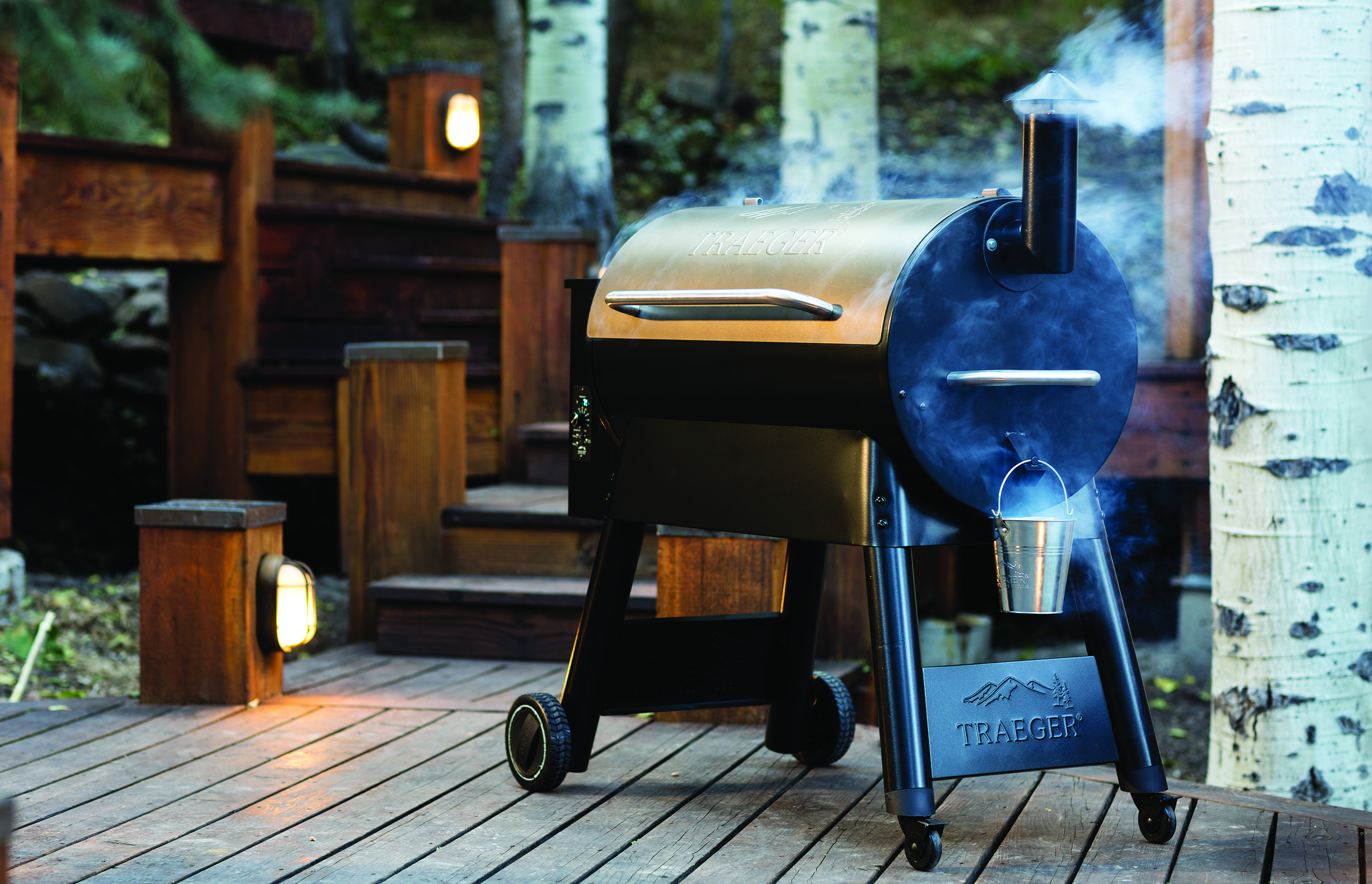 Traeger Grill Pro Series Review Gearjunkie
