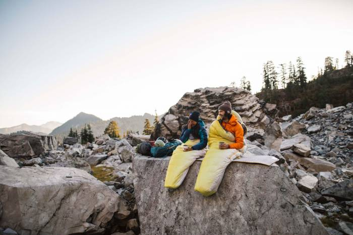 Therm-a-Rest Parsec Sleeping Bag Giveaway
