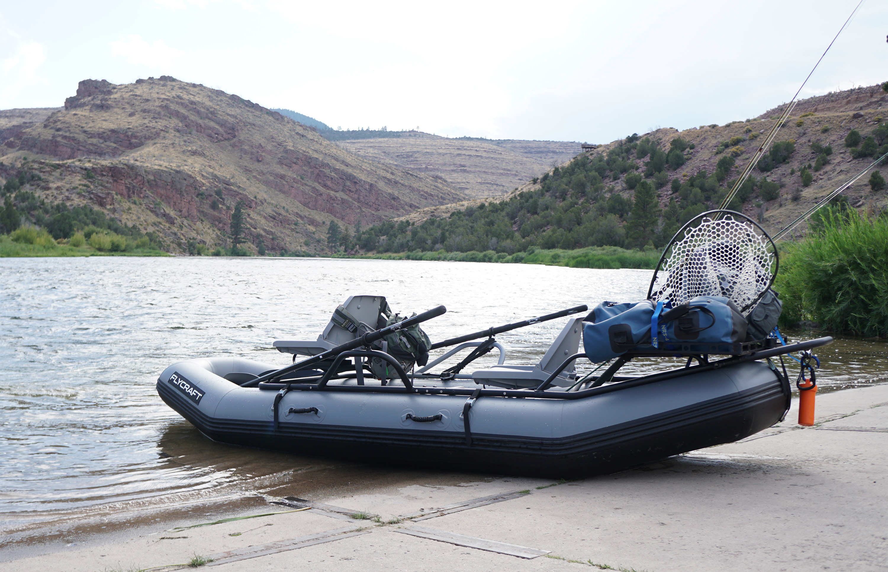 Stealth Fisherman: Flycraft Inflatable Driftboat Review