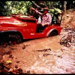 First Around the World Crossing by Jeep