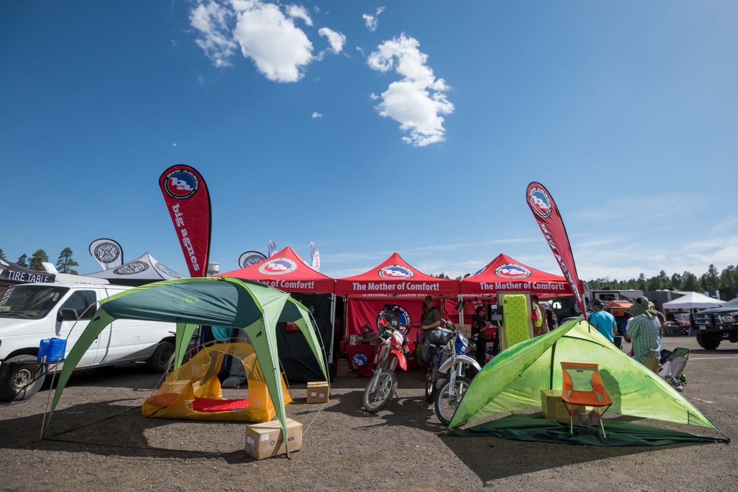 Outdoor Expo Stands : Overland expo off road gear trends for gearjunkie