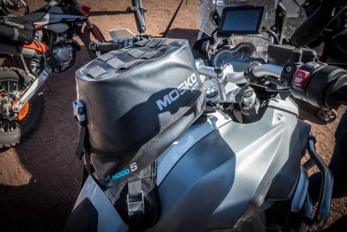 Mosko Moto HOOD5 overlanding