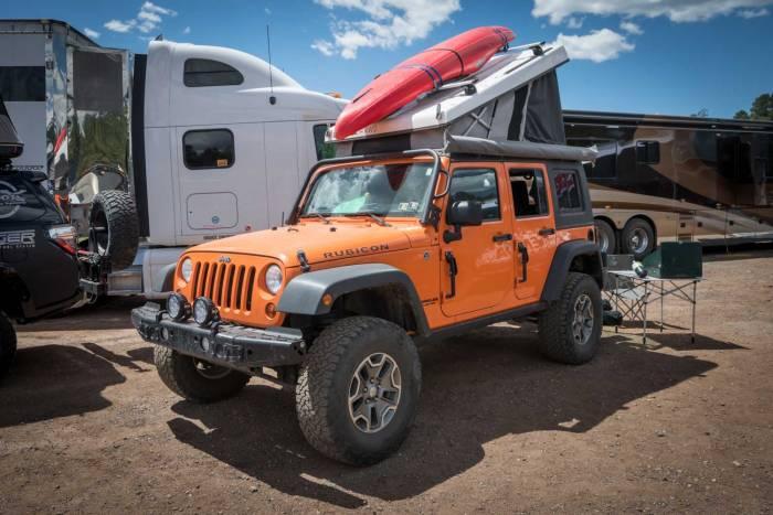 Jeep Overland Build