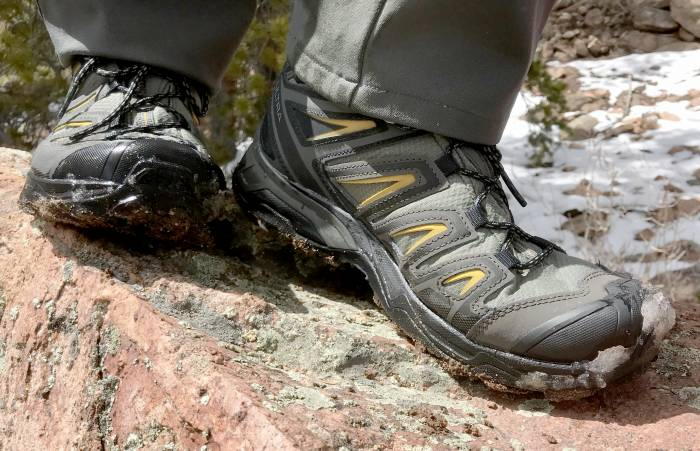 Salomon X Ultra 3 Mid GTX review