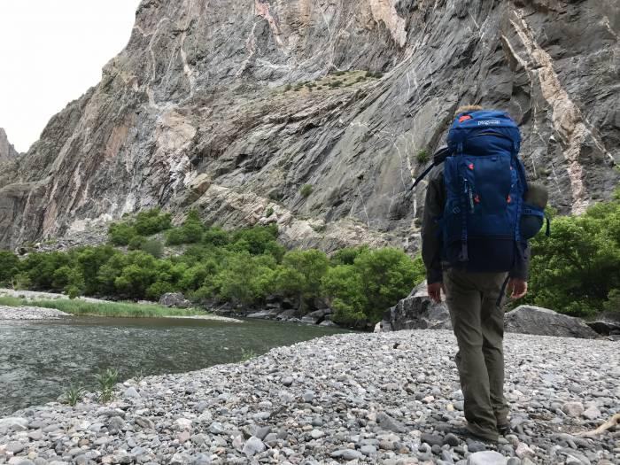 backpacking trip