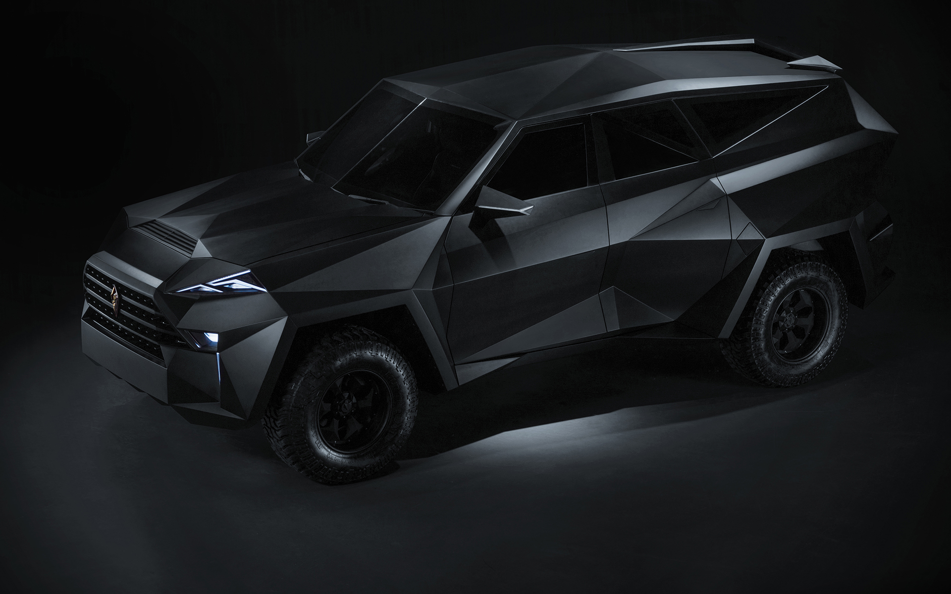 Karlmann King Meet The World S Most Expensive Suv Gearjunkie
