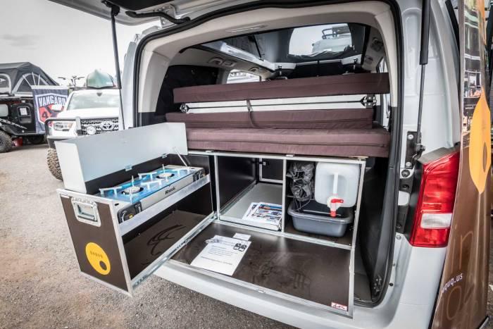 QUQUQU Camping Module