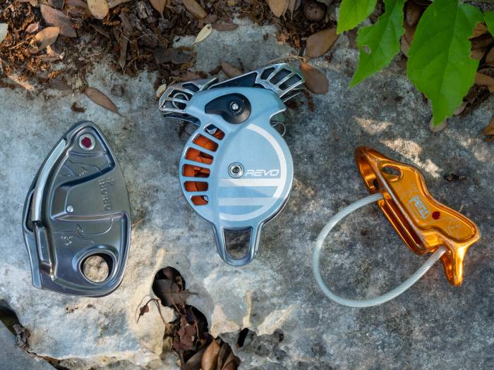 Wild Country Revo Belay Device Review