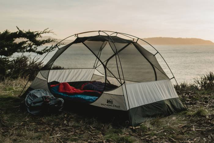 REI Half Dome Plus Tents, 1-4 People
